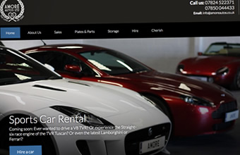 Amore Autos Ltd | Case Study | Toolbox Digital