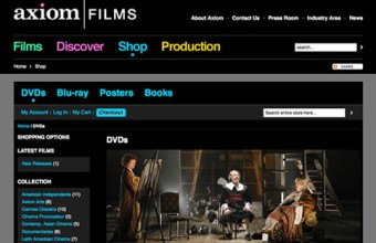 Axiom Films Shop