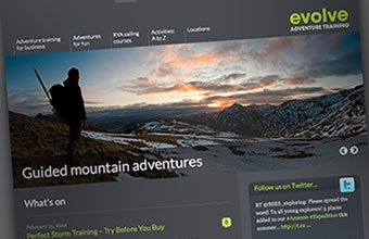 Evolve Adventure Training