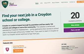 Teach in Croydon